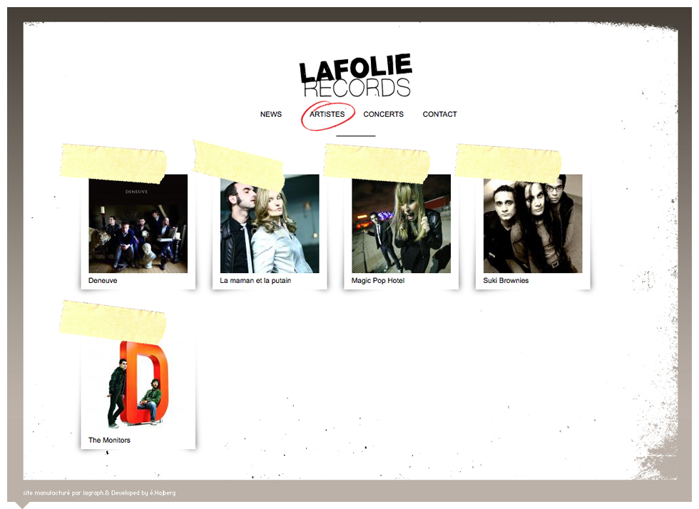 Site Internet :: LaFolie Records :: folie-web3.jpg