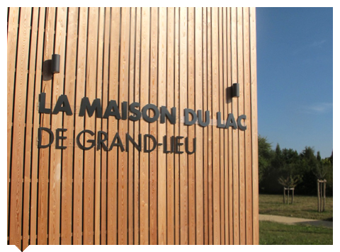 Signalétique :: La Maison du Lac de Grand-Lieu :: 03sign.jpg